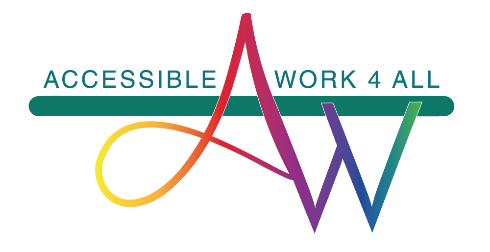 Accessible Work 4 All Logo